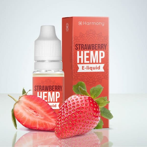 Harmony Strawberry hemp Sverige