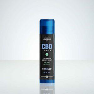CBD Lip Blam Ignite, cucumber