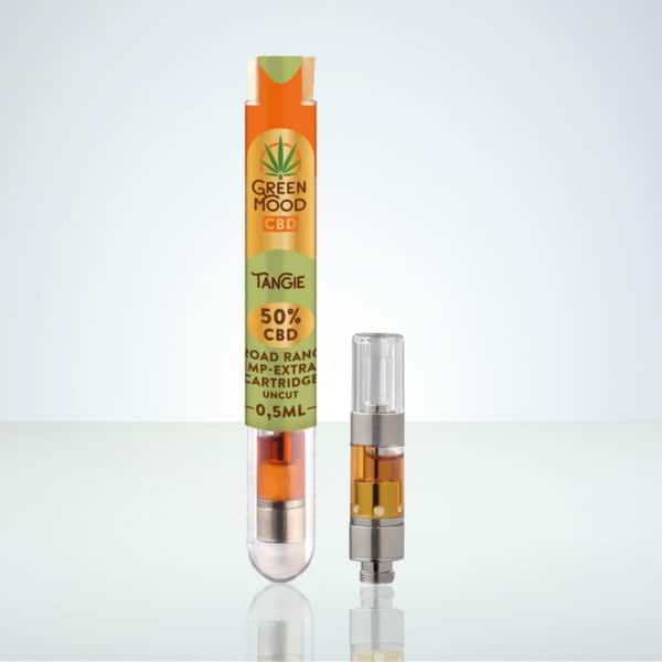 Green Mood Tangie 50% CBD Original Cart